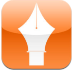 blog press icon