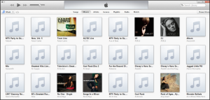 itunes 11 player