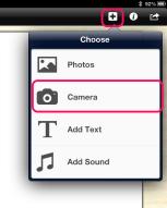 book creator camera