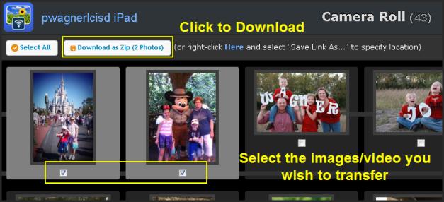simple transfer screenshot 2