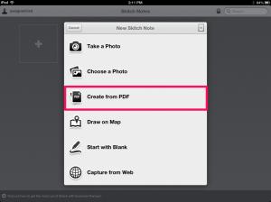 Skitch PDF