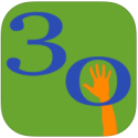 30 Hands Icon